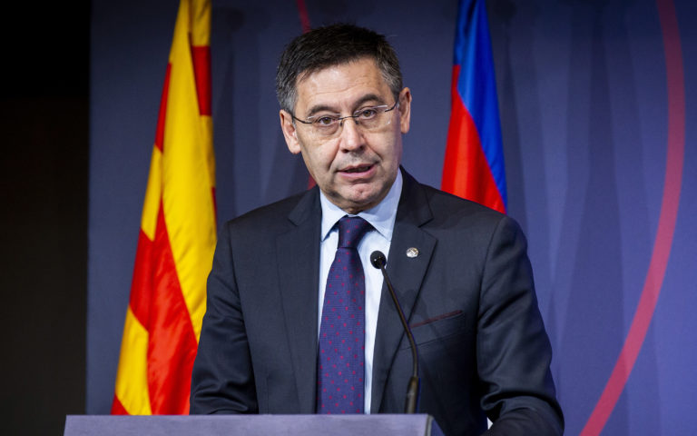 Spanish Police Arrests Former Barcelona President, Bartomeu