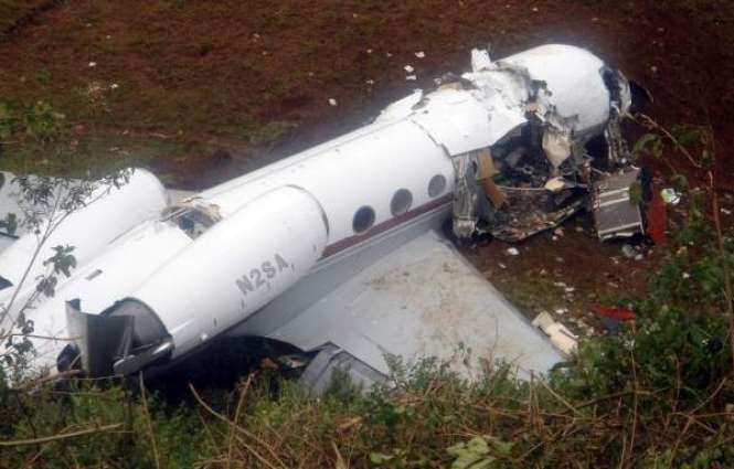 Tears As Plane Crash Kills 10 In South Sudan