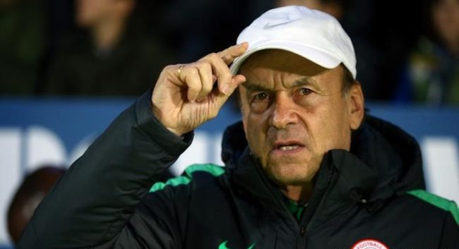 We Would Beat Benin Republic Comfortably - Rohr