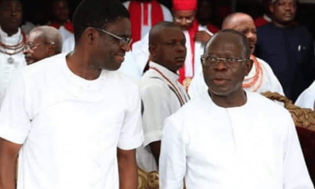 Why I Fought For Obaseki Against Oshiomhole — Shaibu