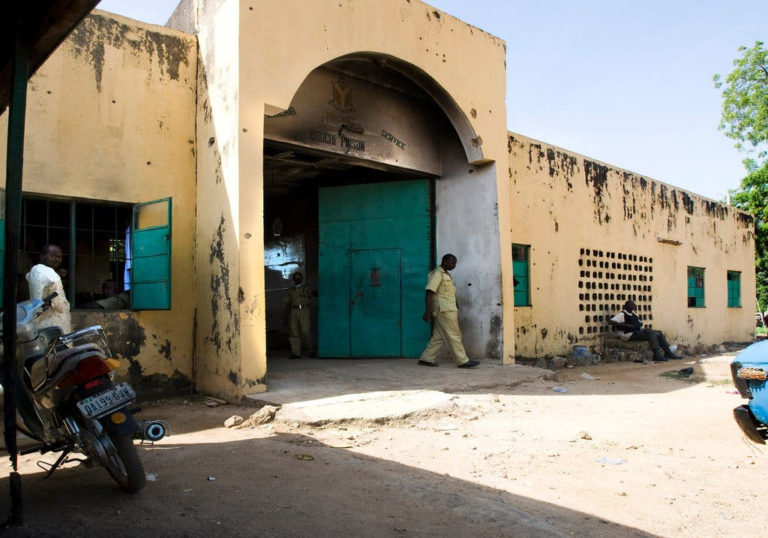 7 Injured As Inmates Attempt Escape From Bauchi Prison