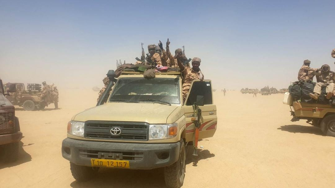 Again, Rebels And Military Clash In Chad