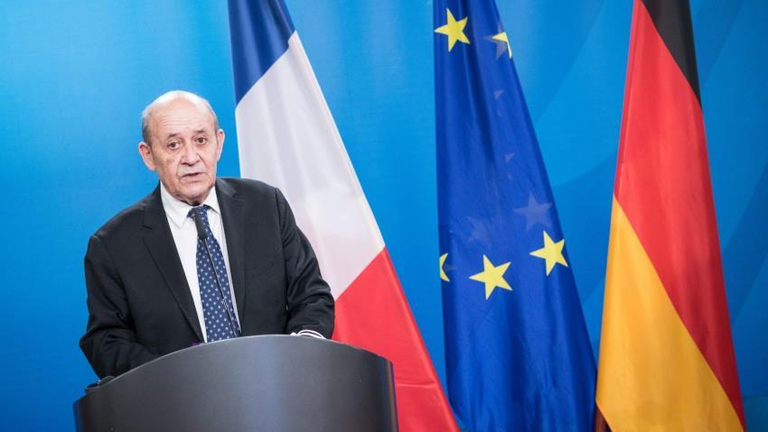 Be 'Constructive' At Nuclear Talks, France Urges Iran