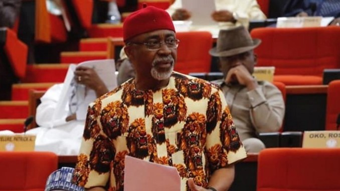 Buhari Pushing Nigeria to Disintegration - Abaribe