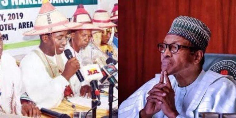 Buhari Seeks Miyetti Allah's Help To Fight Insecurity