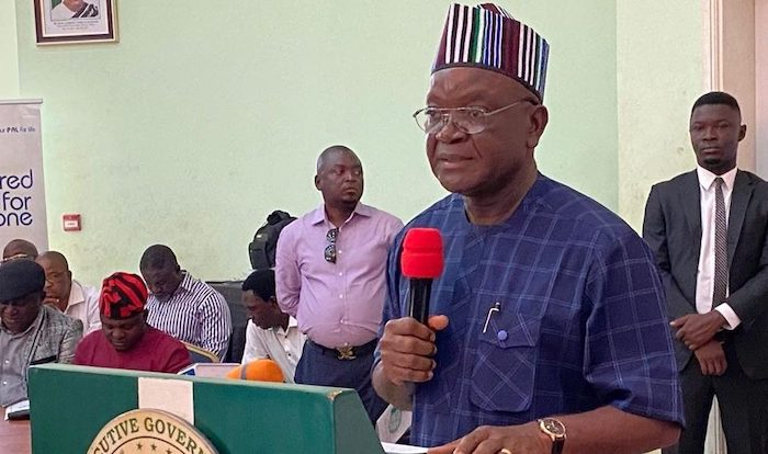 Claims Of Soldiers Killing 70 In Benue Is False - Ortom