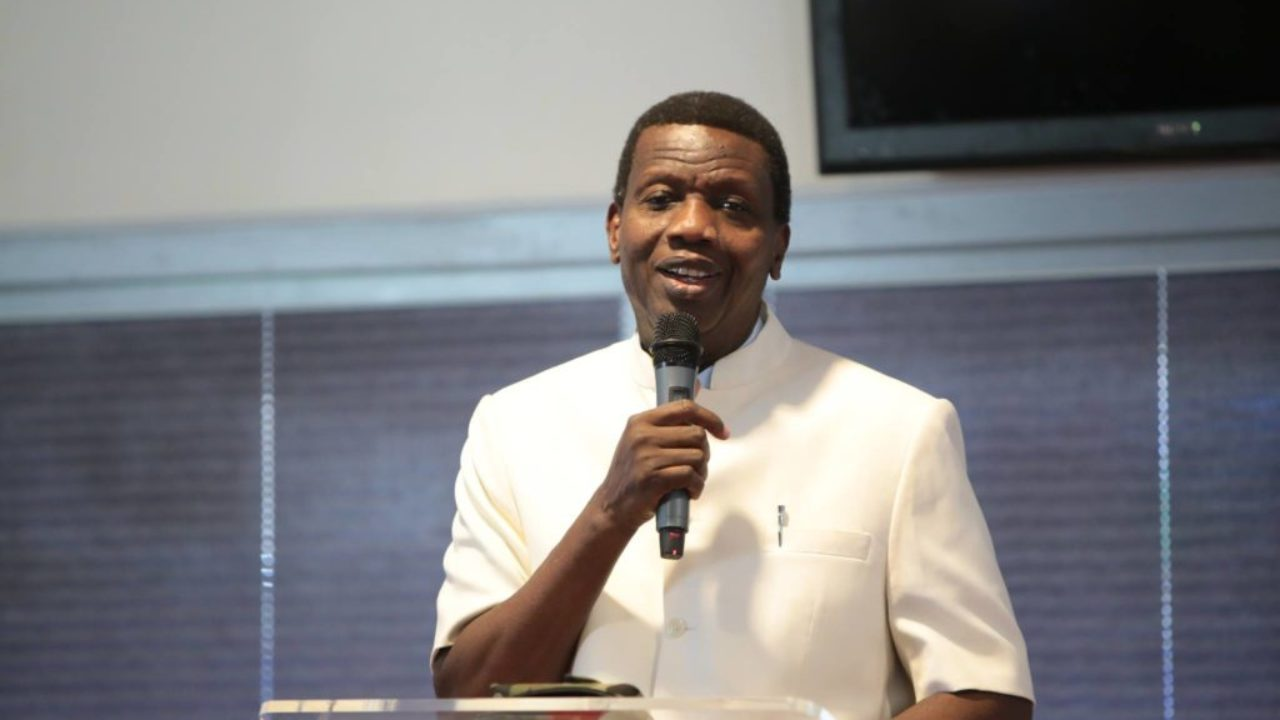 Pastor Enoch Adeboye Of RCCG And His Unrepentant Nepotism
