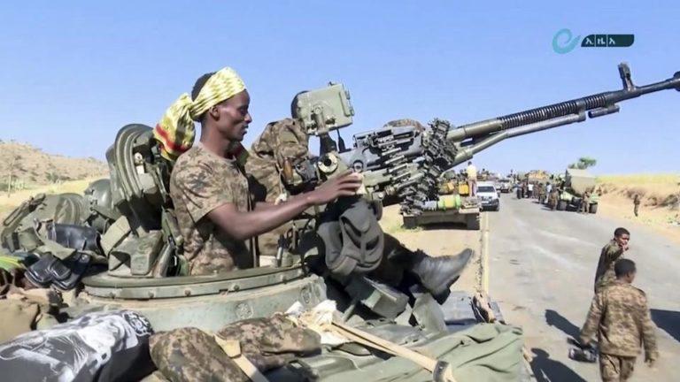 Ethiopia Troops Deny Involvement In Tigray Massacre