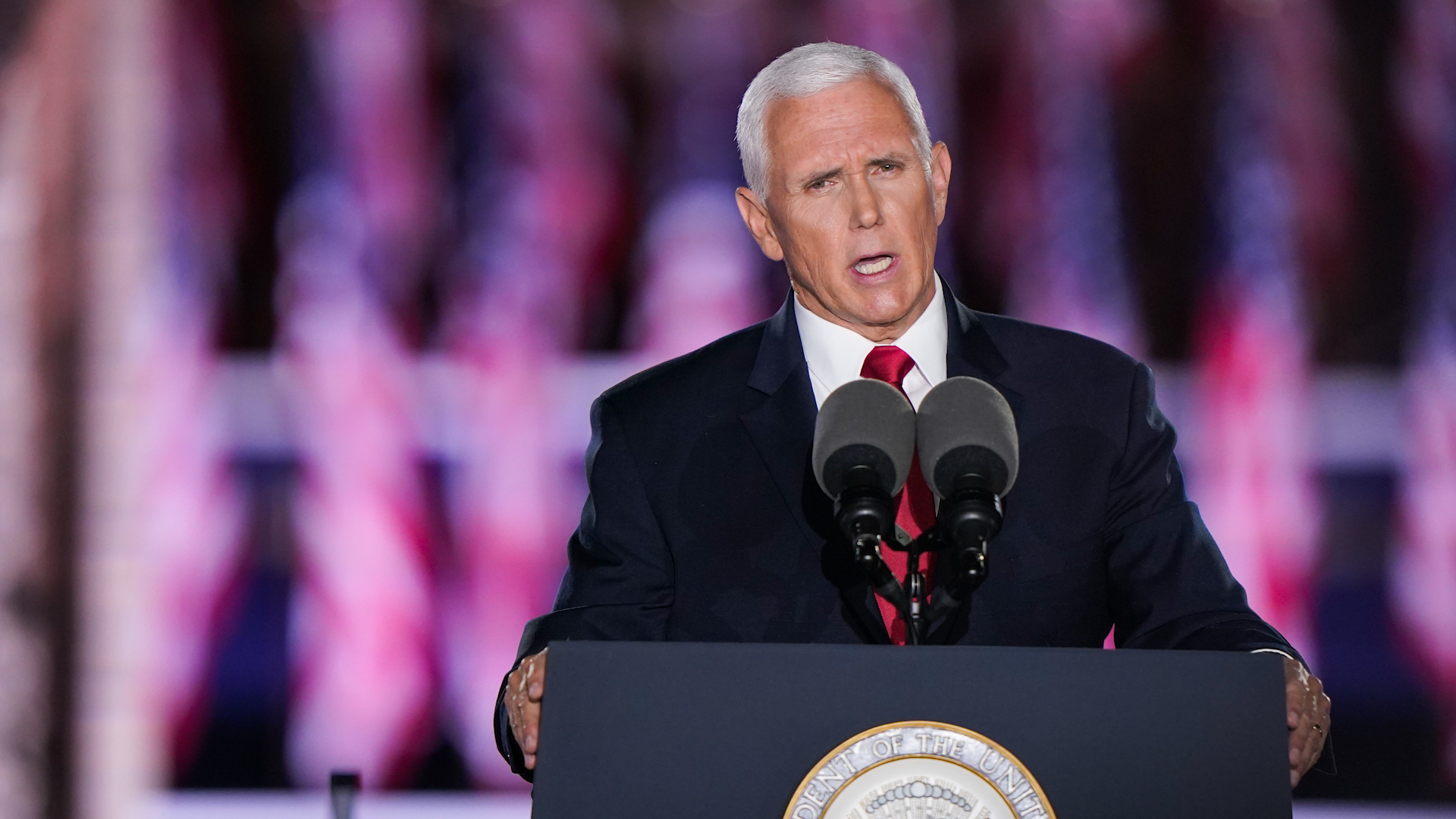 Ex-VP Pence Set To Pen Memoir, Might Join 2024 Race
