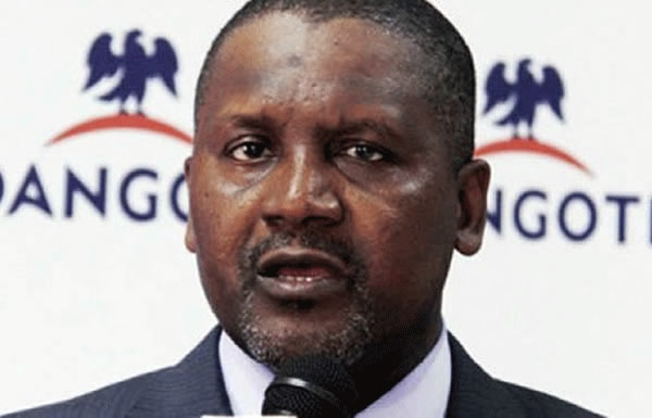 FG Grants Dangote Cement ₦22.32B Tax Credit