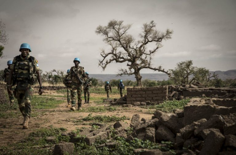 Four UN Troops Killed In Major Attack In Northern Mali