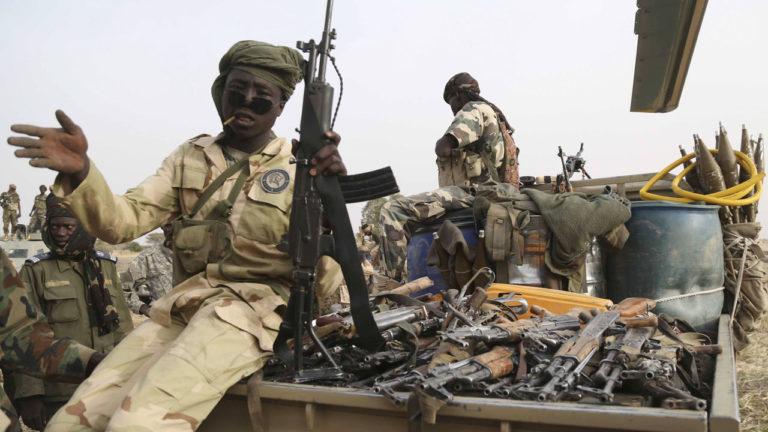 Jihadists Kill 12 Soldiers In Chad In Fresh Attack