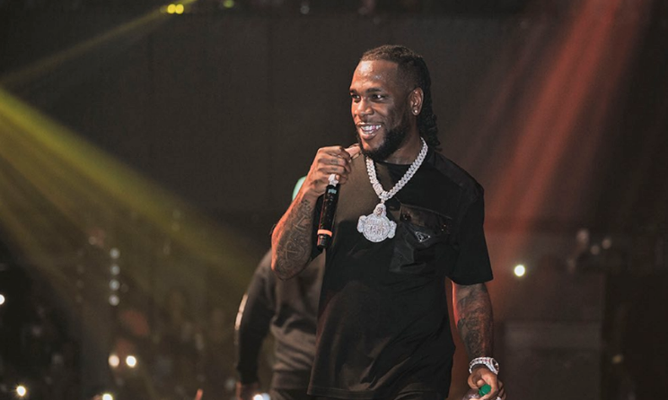 More Wins For Burna Boy As He Bags BRIT Awards Nominations