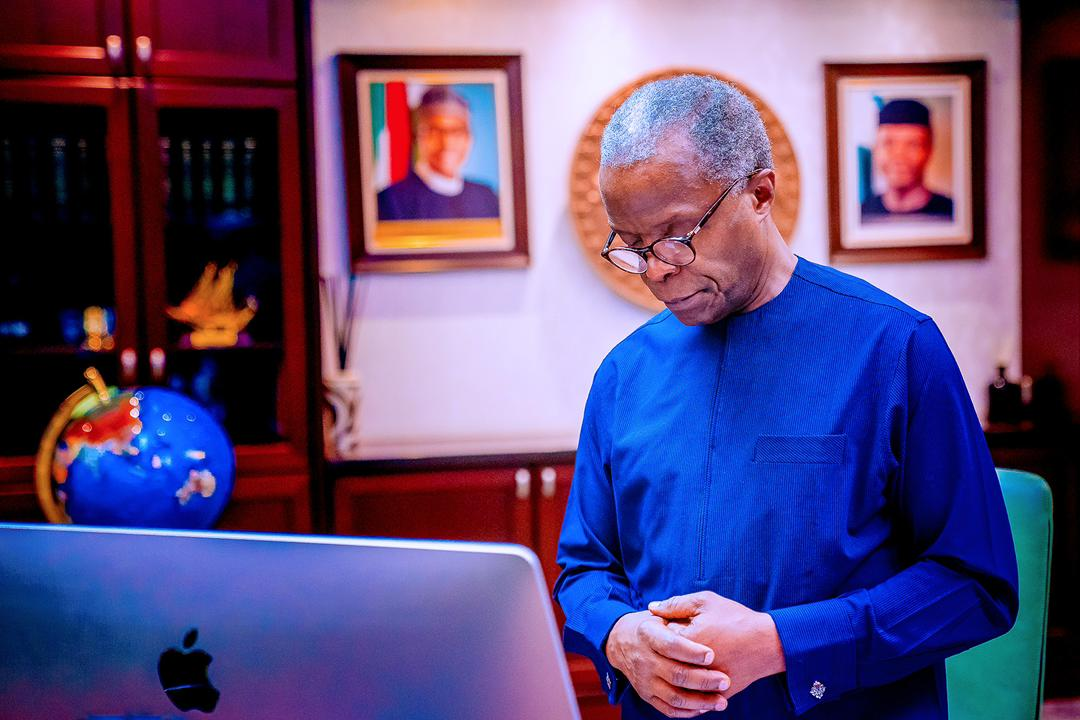 Nigeria Can Not Afford Another Civil War, Osinbajo Warns