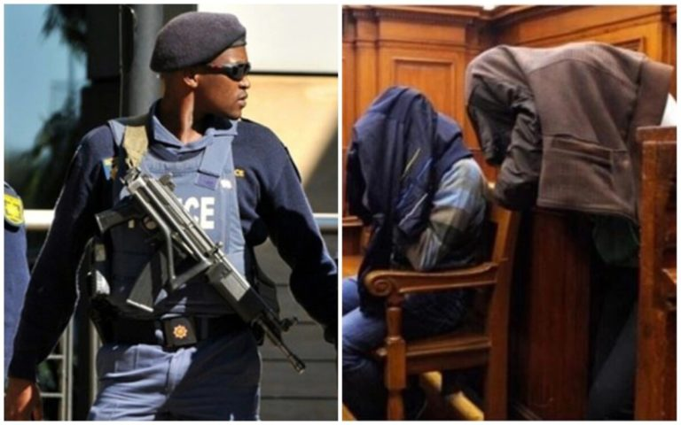 Nigerian Sentenced To Life Imprisonment In SA For Trafficking1