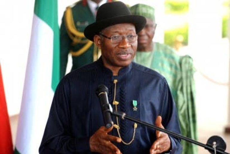 Nigeria's Backwardness Due To Favouritism – Jonathan