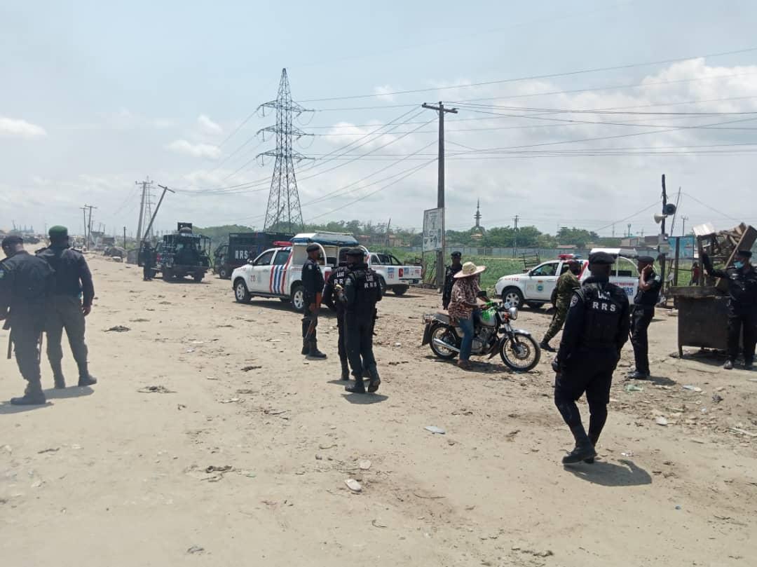 Okada Riders, NURTW Members Clash In Lagos