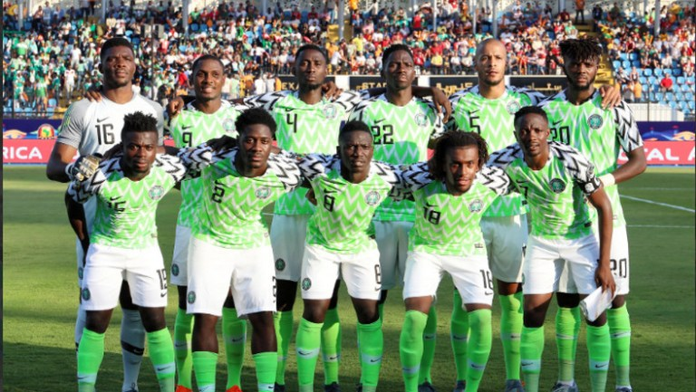 Super Eagles Move Four Spots In Latest FIFA World Rankings