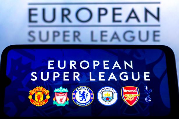 UEFA To Punish Clubs Over Super League Involvement