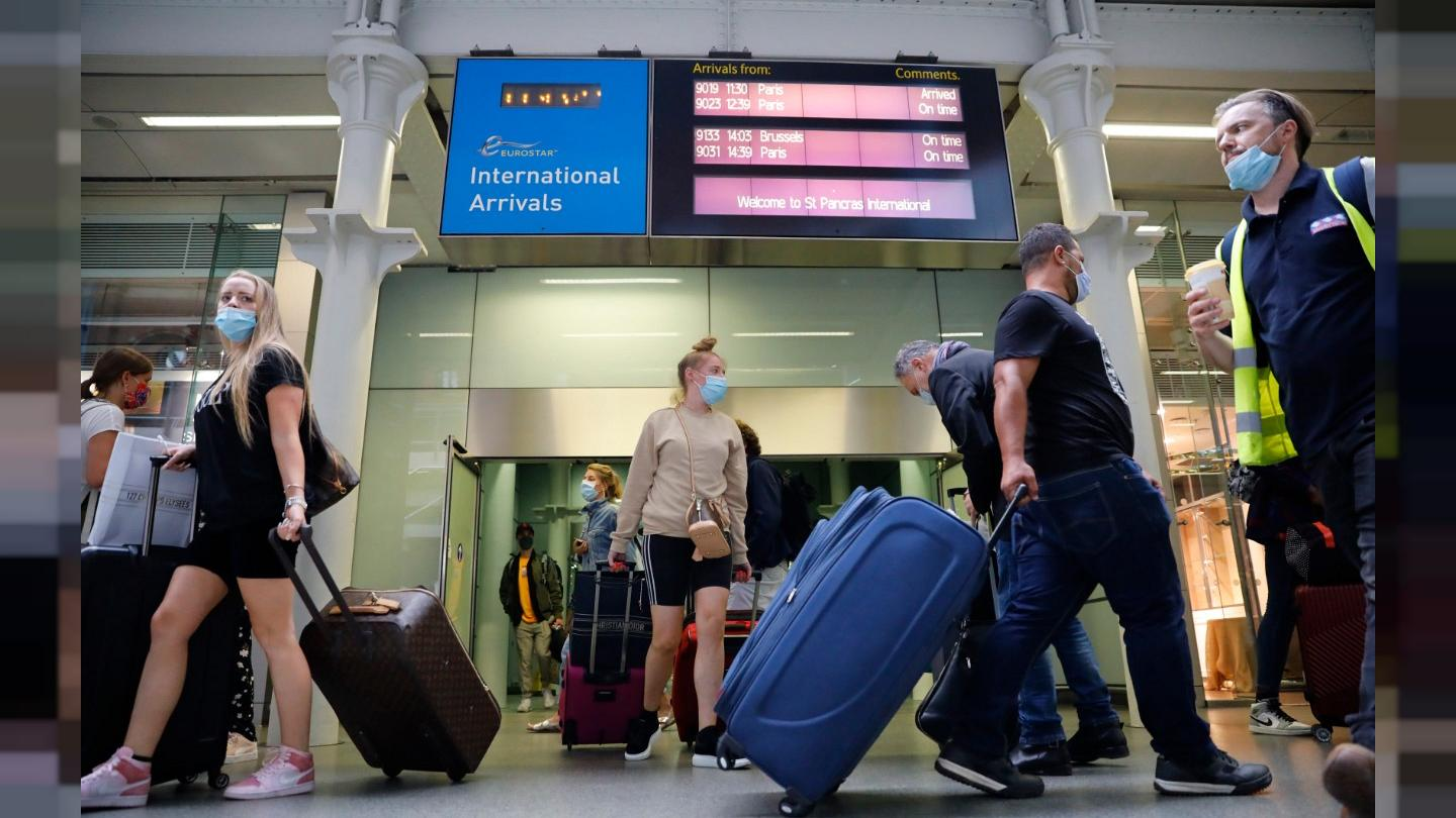 UK Travellers To Face Shorter Quarantine Periods In Italy