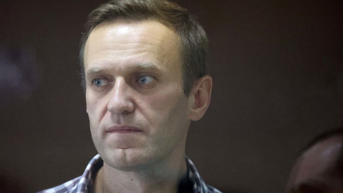 US 'Disturbed' Over Jailed Russian Opposition Leader's Health