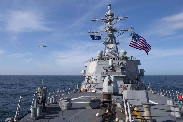 US Set To Send Two Warships To Black Sea Amid Tensions