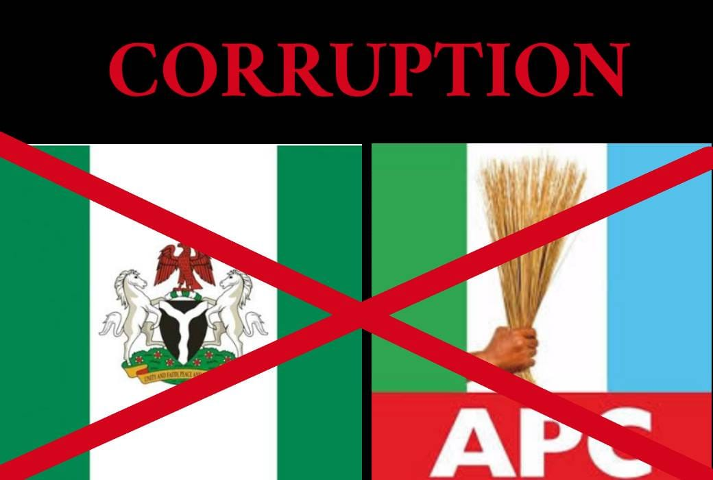 Under The APC Misgovernment, The Law Is An Arse In Nigeria