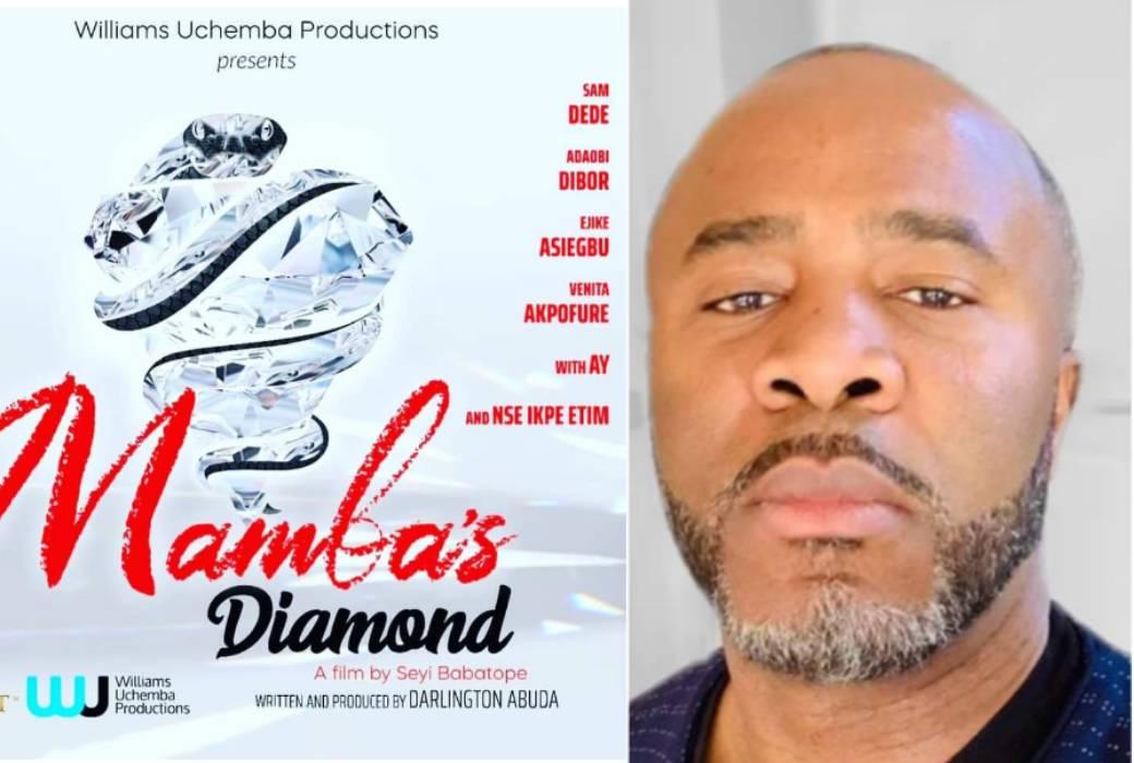 Mamba's Diamond: Melvin Ejiogu Announces Giveaway