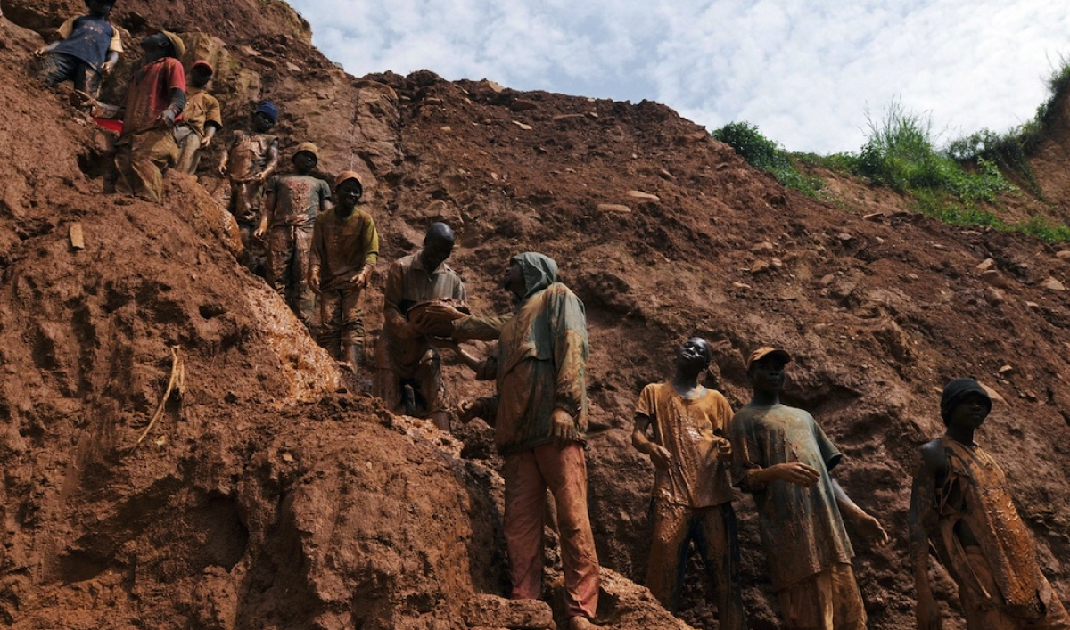 15 Die In Guinea Gold Mine Collapse