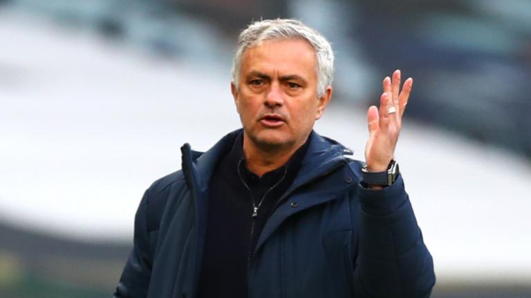 AS Roma Announce Jose Mourinho As New Coach
