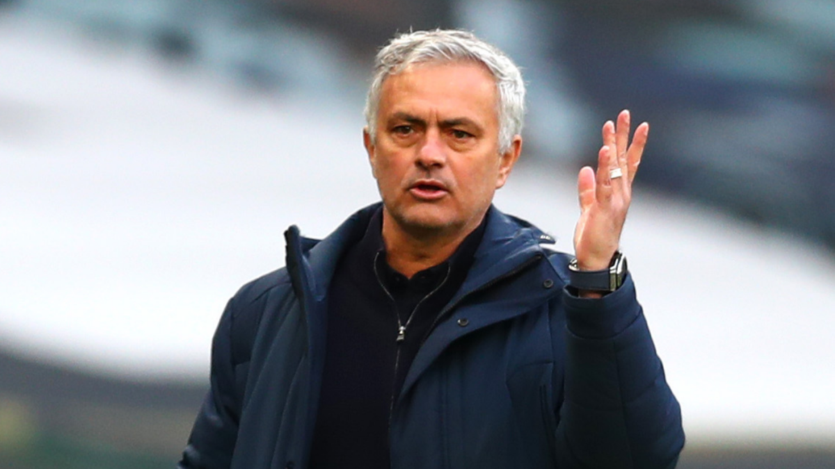 AS Roma Announce Jose Mourinho As New Coach