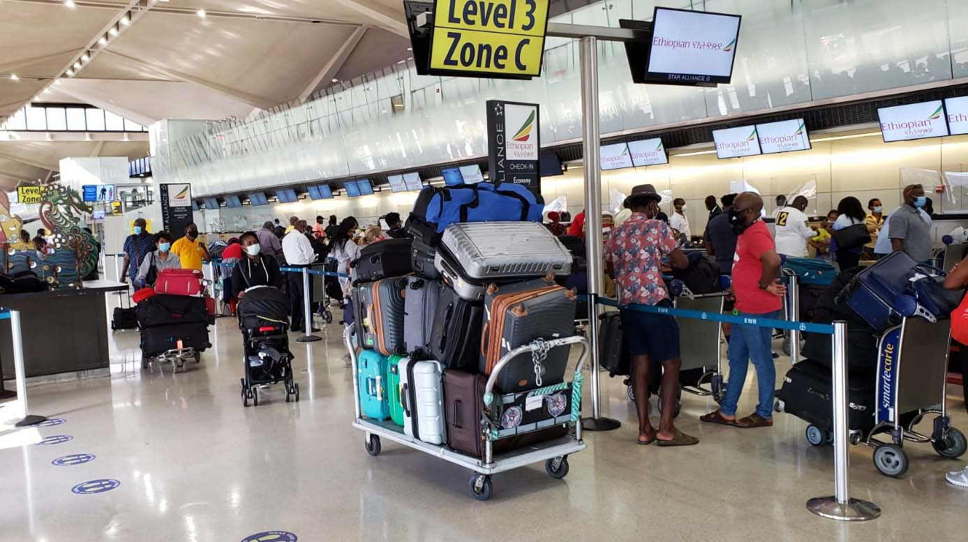 COVID-19 Nigeria Bans Travellers From Brazil, India, Turkey