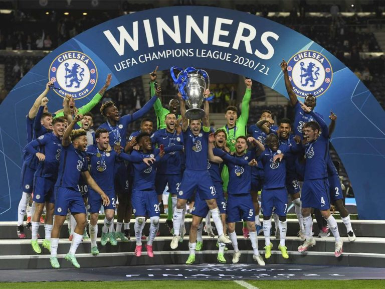 Chelsea Beat Manchester City To Win UEFA Champions League
