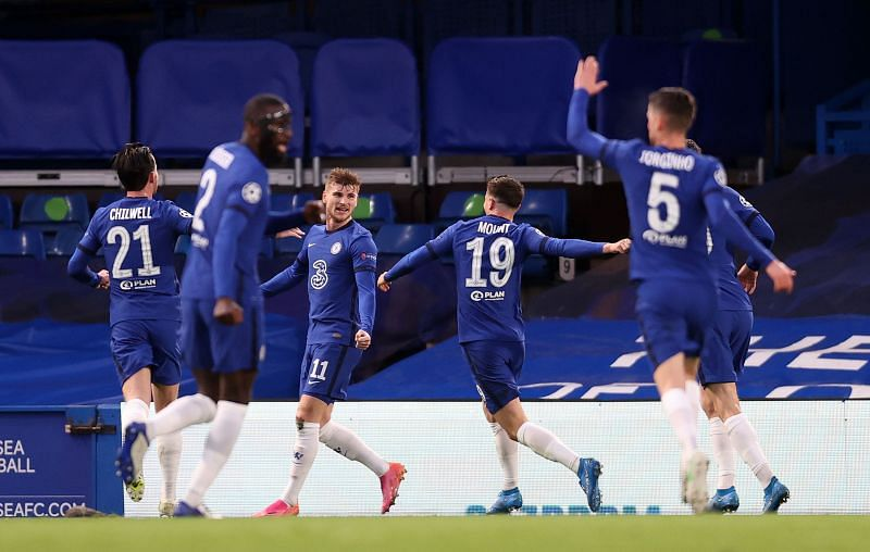 Chelsea Knocks Off Madrid, Set Up All English UCL Final