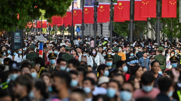 China's Population Grows To 1.41B, New Census Data Reveals