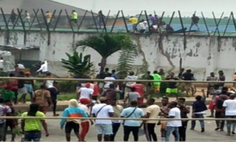 Edo Jailbreak 'Only 2 Mentally-Deranged Inmates Returned'