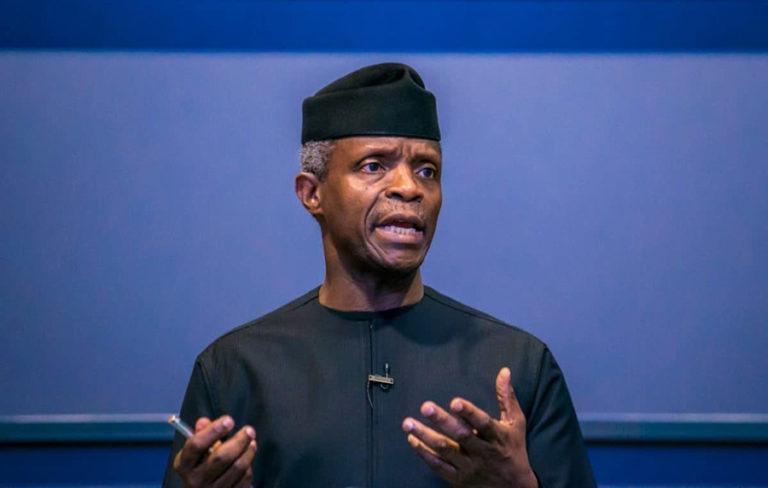 FG, Microsoft New Deal To Benefit 5M Nigerians - Osinbajo