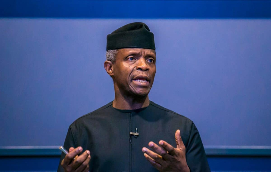 FG, Microsoft New Deal To Benefit 5M Nigerians - Osinbajo
