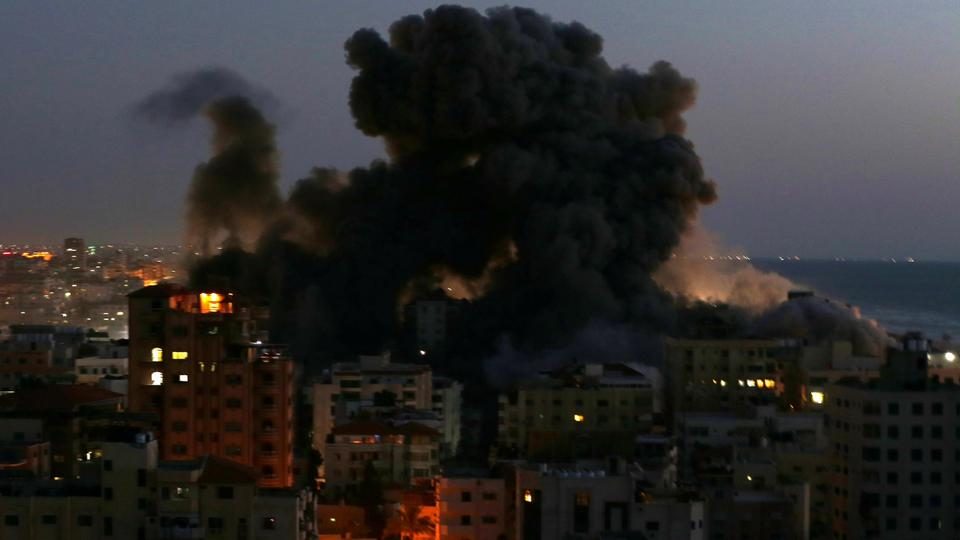 Hamas Bombards Jerusalem, Tel Aviv With 1,500 Rockets