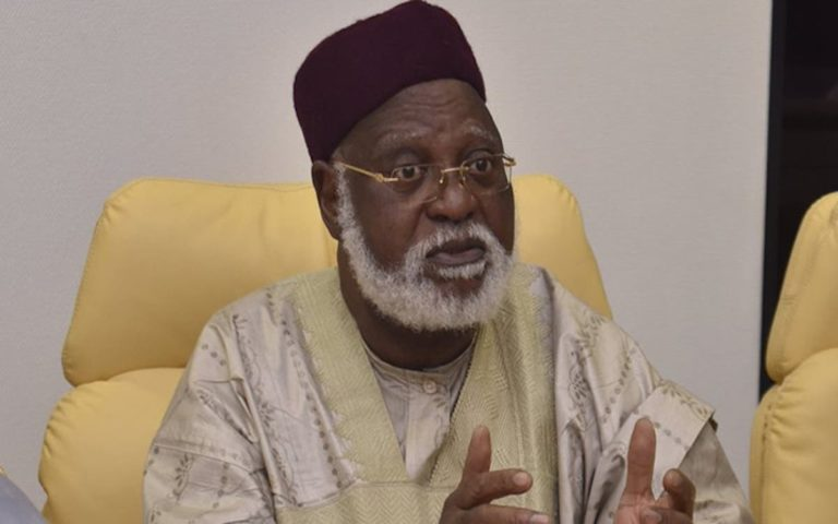 I Have No Link With Terrorists, Bandits, Abdusalami Cries Out
