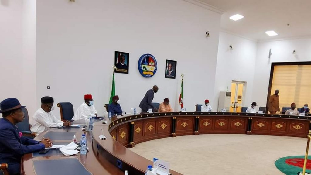 Senators Reacts As Southern Governors Call For Restructuring