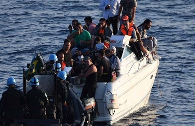 Lebanon Detains 60 Migrants In Foiled Mediterranean Crossing