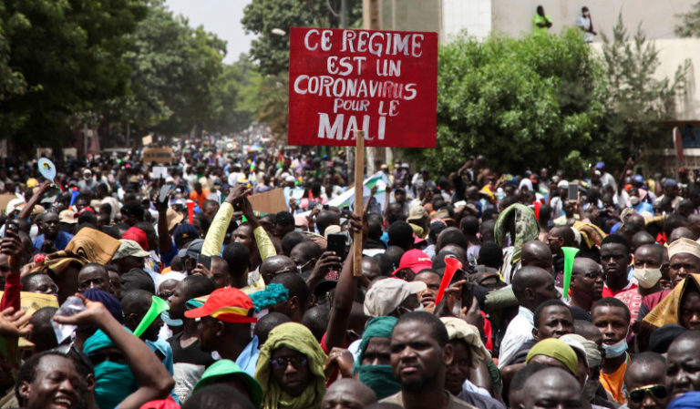 Mali's Largest Union Launches Fresh Strike