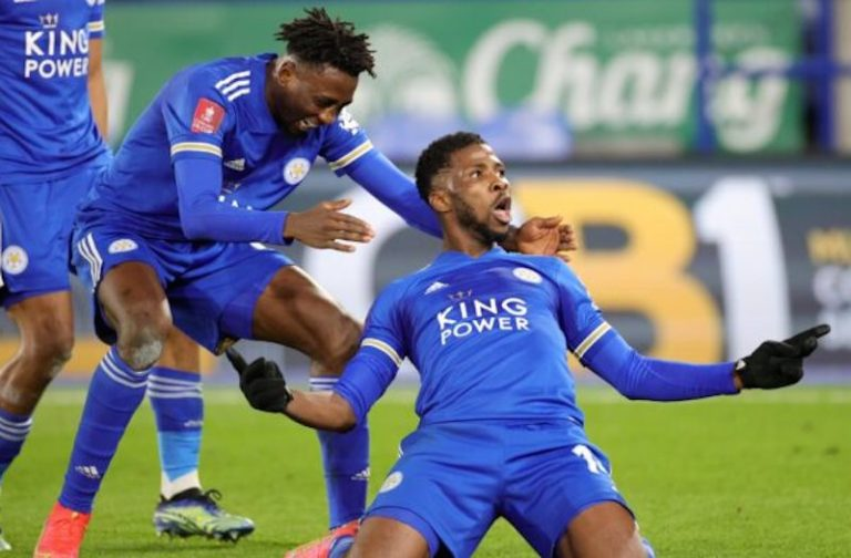 I Was Written Off But I Refused To Give Up - Iheanacho