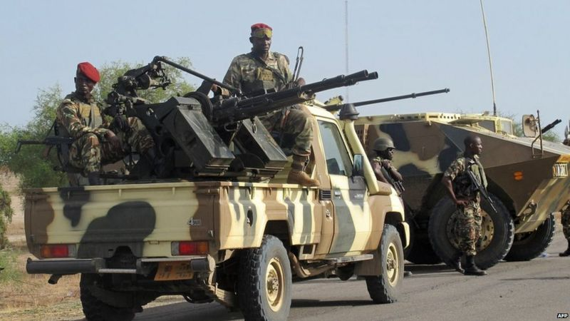 Retired Nigerian Military Officers Join Battle Against Bandits