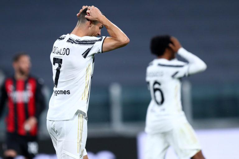 Serie A AC Milan Knock Juventus Out Of Top Four