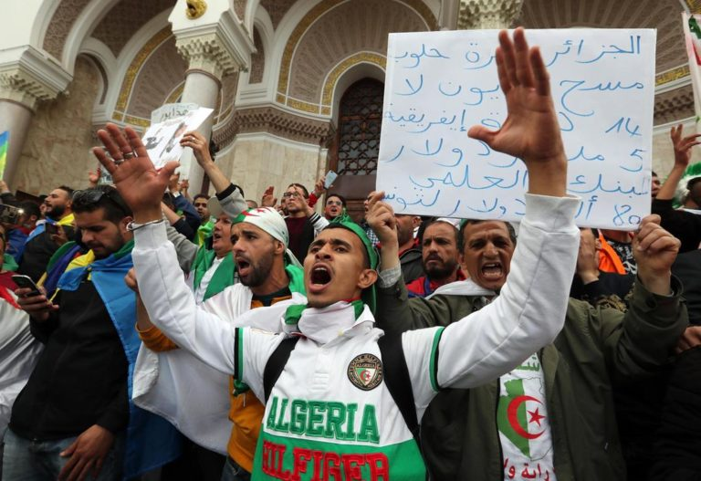 Algeria Elects Parliament Amid Crackdown On Protesters
