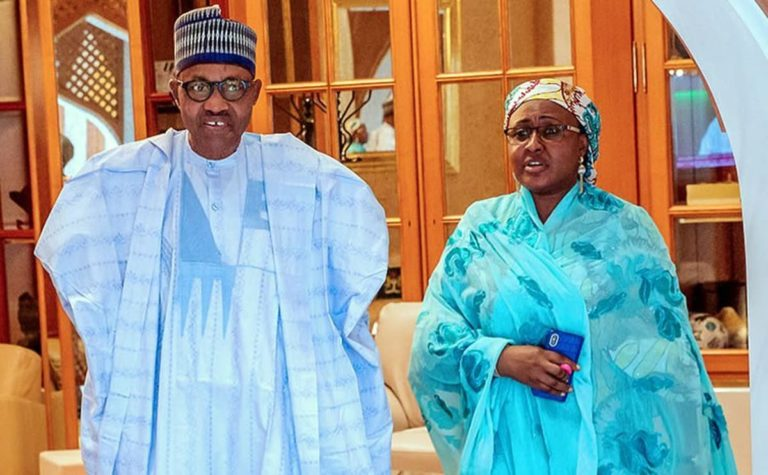 Buhari Appoints Two Aides For Office Of First Lady