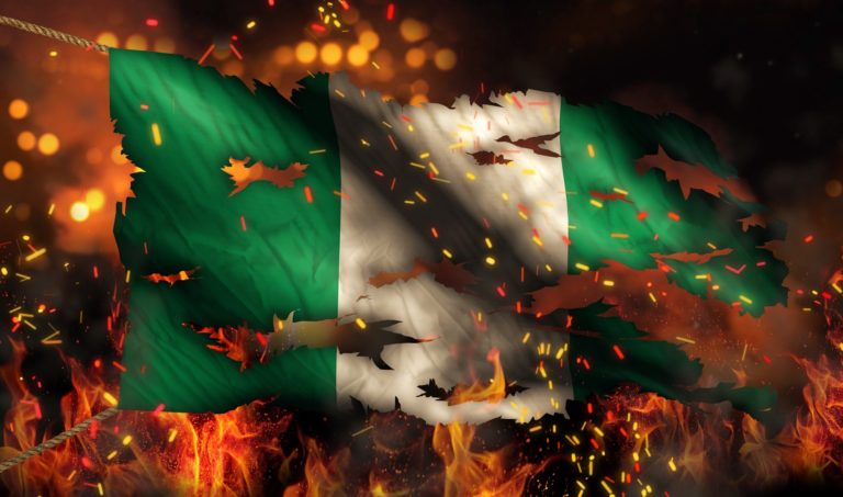 Nigeria In Chaotic Disorder, Has No President
