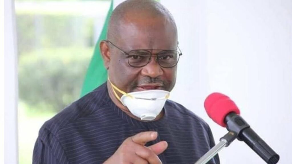 Don't Shift Role Of Security To Govs, Wike Tells Buhari